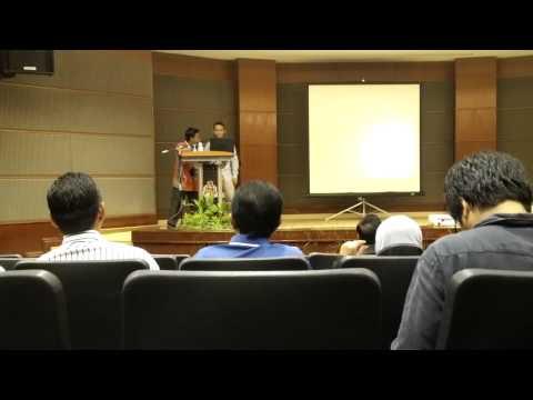 MY Brompton Commuter Presents Kuala Lumpur Bicycle Map Speech By Jeffrey Lim