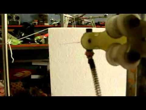 Máy cắt xốp-Hotwire foam cnc