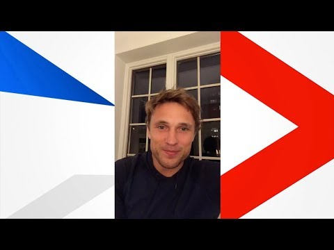 William Moseley Instagram Live  The Royals S04E03