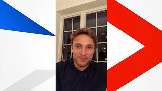 William Moseley Instagram Live | The Royals S04E03
