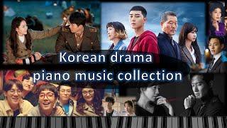 【2020韓劇歌曲】鋼琴音樂純享合輯40分鐘(1) 한국 드라마OST【40mins Korean drama relaxing piano BGM collection】(1)-by Johny