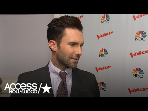 Adam Levine Shoots Down Rumors Of Feud With Miley Cyrus | Access Hollywood