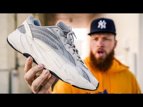 update: AFTER WEARING ADIDAS YEEZY 700 V2 STATIC FOR 3 WEEKS! (Pros & Cons)