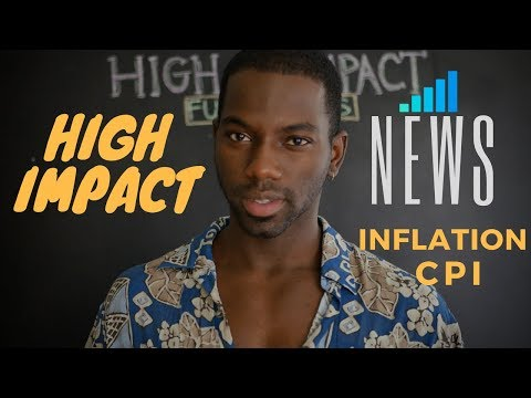 Forex News | High Impact | CPI & Inflation
