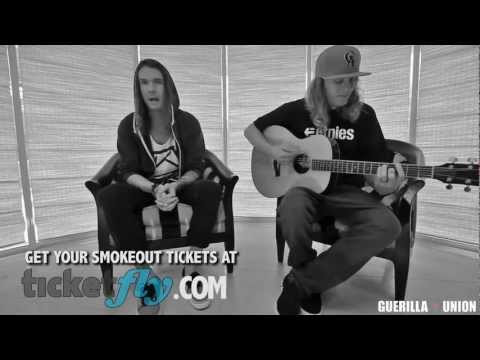 Smokeout Sessions - The Dirty Heads performing Lay Me Down acoustic mp3
