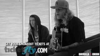 Smokeout Sessions - The Dirty Heads performing Lay Me Down acoustic