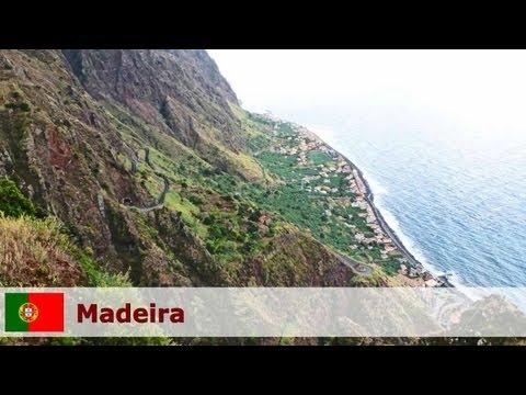 Madeira - Portugal - Die schönsten Sehenswürdigkeiten dieser Blumeninsel