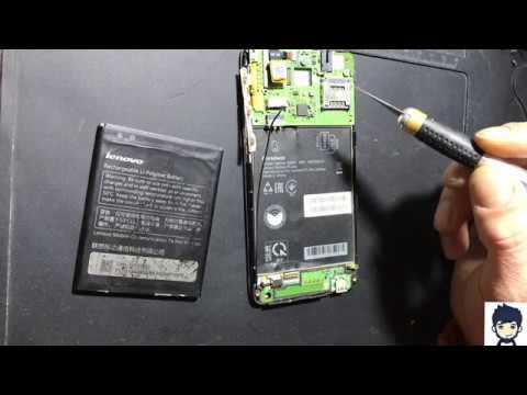 Lenovo S660 не включается и не заряжается (Часть 2)