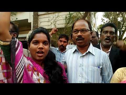అమలాపురంలో కుల వివక్షత || Caste Discrimination At Amalapuram Part 1 | AA Foundation AP