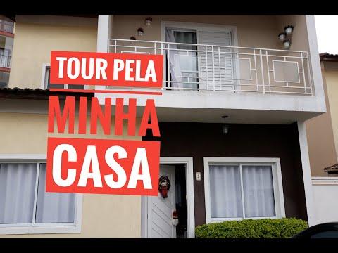TOUR PELA MINHA CASA|ESPECIAL DE NATAL