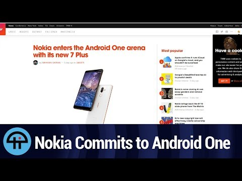 Nokia Commits to Android One