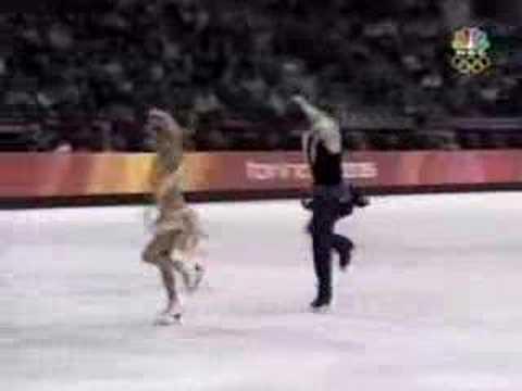 Chait & Sakhnovski - 2006 Olympics FD & Uncle Dick snark