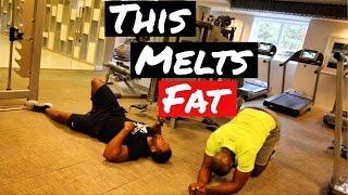 Fat Burning Apartment Gym Workout - Trip to LA - Q&A