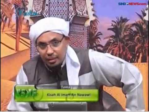 KSNS Syeikh Fiqri Thoriq   Kisah tentang Imam Nawawi saat belajar