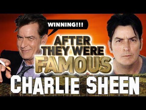CHARLIE SHEEN  AFTER They Were Famous  Tiger Blood, WINNING !!!
