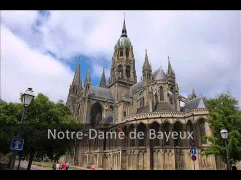 Bayeux, France with Gio & Dana Marie