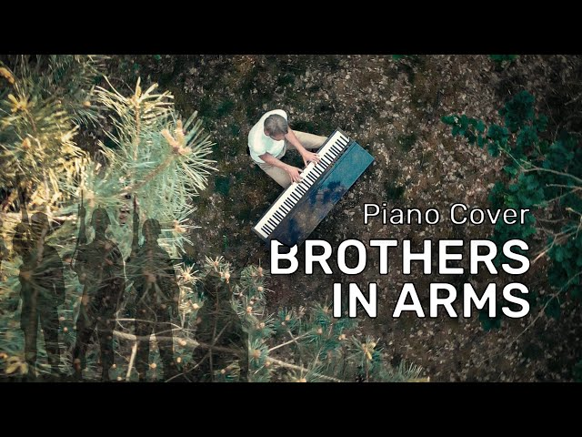 🎹  BROTHERS IN ARMS - Arne Schmitt (Piano Cover) 🎵