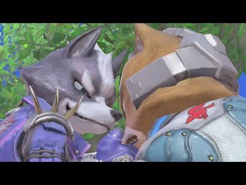 Wolf Mains Be Like...(Smash Ultimate Wolf Montage) thumbnail
