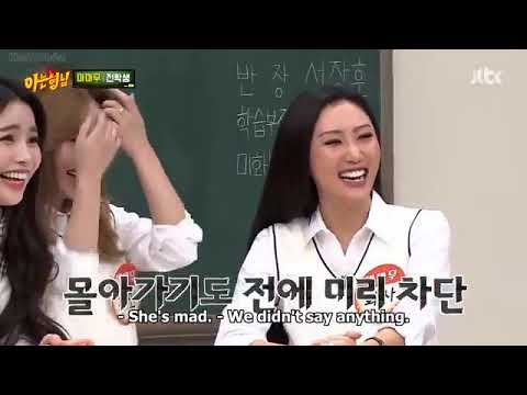 Knowing Brother Ep 176 Mamamoo Eng Sub