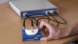 Capacitor ESR Measurement with the Bode 100(This video tutorial shows how the equivalent series resistance (ESR) of a capacitor is measured using the vector network analyzer Bode 100 and the impedance ..., 2012-05-30T11:54:06.000Z)