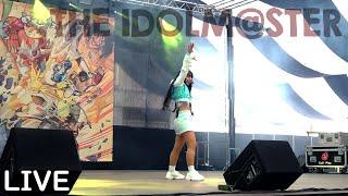 【バニー海水】THE IDOLM@STER 歌って踊ってみた【アイドルマスター】@MANGA BARCELONA