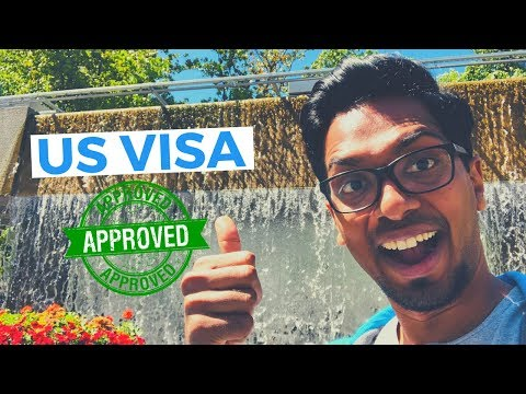 My U.S Visa Interview Experience (How I Almost Got REJECTED) | Lessons - Part 1 | Ashish Fernando