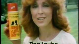 Tina Louise for Arrid Extra Dry 1978