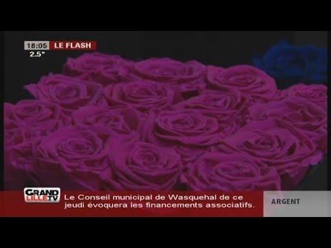 La Rose Eternelle Pour Un Amour Perpetuel Youtube