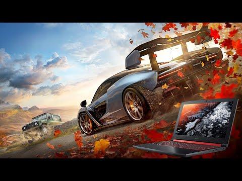 Forza Horizon 4 | Тест 1 | Ультра | Acer Nitro 5 AN515-42-R2VK | AMD Ryzen 5 2500U | Radeon RX 560X