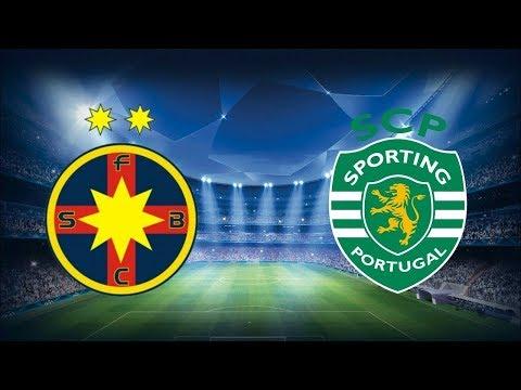 FCSB (Steaua Bucuresti) - Sporting Club
