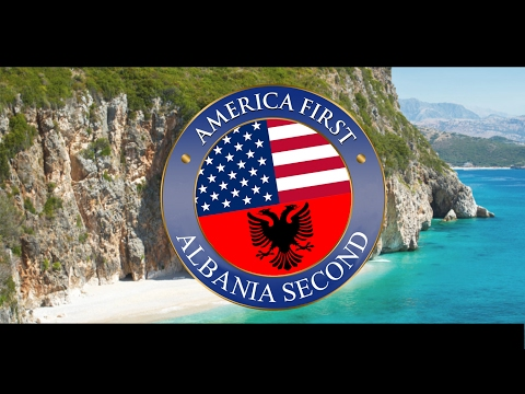 America First, Albania Second (Official) | Introduction video to Trump #EverySecondCounts