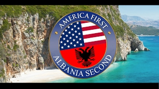 America First, Albania Second (Official) | Introduction video to Trump #EverySecondCounts(Albania welcomes Trump in his own words. This is a response to the Netherlands video welcoming Donald Trump. Albania second | #EverySecondCounts ..., 2017-02-10T20:36:38.000Z)