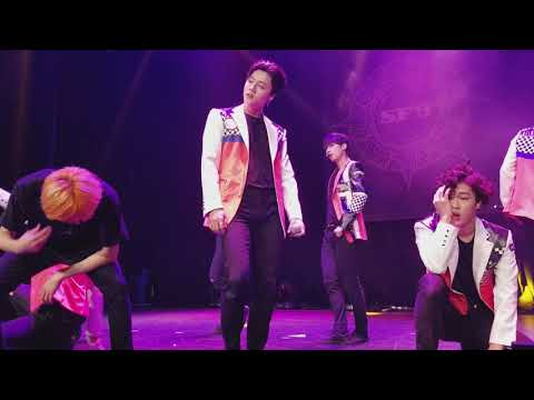 Dirty Work - SF9 Be My Fantasy in Boston