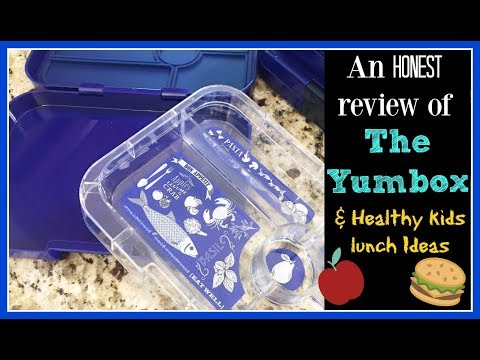 An Honest Review of the YUMBOX and SCHOOL LUNCH IDEAS