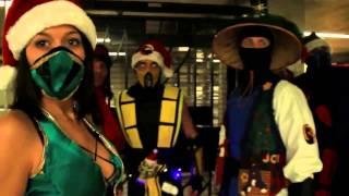 Mortal Kombat VS Christmas!!