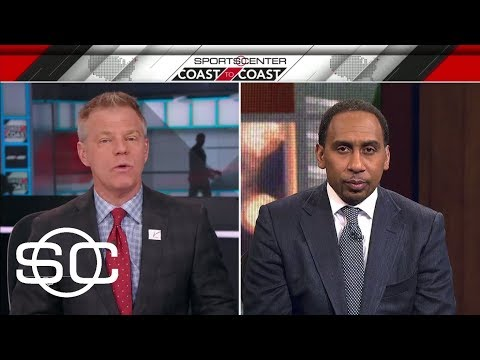 Stephen A. Smith says James Harden gives Rockets chance against Warriors | SportsCenter | ESPN