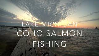 Chicago Powerline fishing 2015