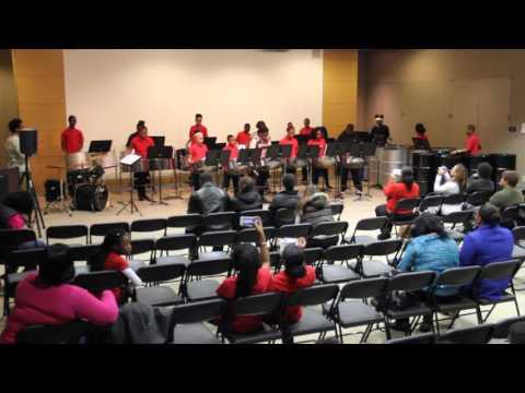 Highville Charter School Steel Band Winter Concert-12/22/15