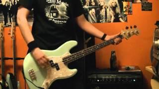 Blink 182 Dumpweed Bass Cover New Mark Hoppus Bass 2011