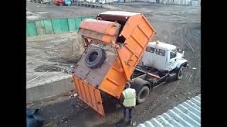 В МУП САХ уже не просто складируют, но и хоронят мусор