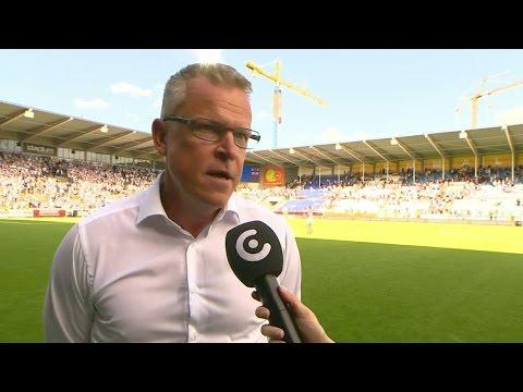 """Janne Andersson: """"Vi är här för att spela fotboll - inte titta på när AIK ligger ner"""" - TV4 Sport"""