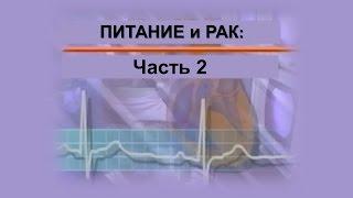 7. Питание и Рак (часть 2)
