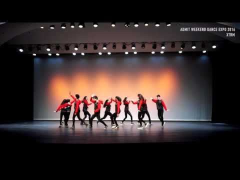 XTRM – Stanford K-pop | Admit Weekend Dance Expo 2016