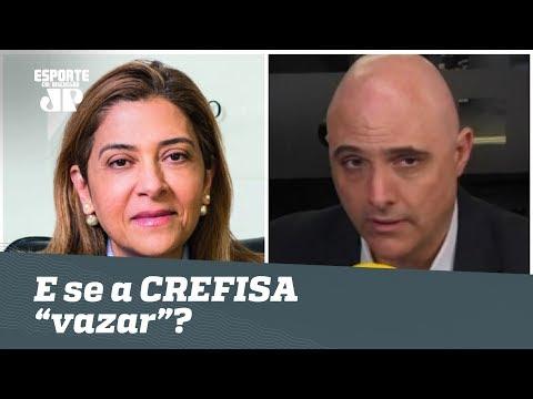 """E se a CREFISA """"vazar""""? OLHA o que GALIOTTE falou!"""