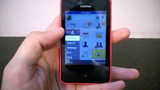 Download lagu Facebook on Nokia Asha 501