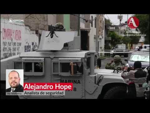 Tras narcobloqueos, ya no se puede negar existencia de crimen organizado en CDMX: Alejandro Hope