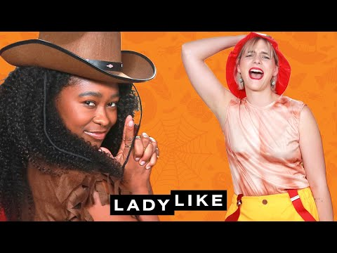 We Wore Sexy Men's Halloween Costumes  Ladylike