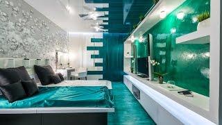 видео Интересные интерьеры квартиры