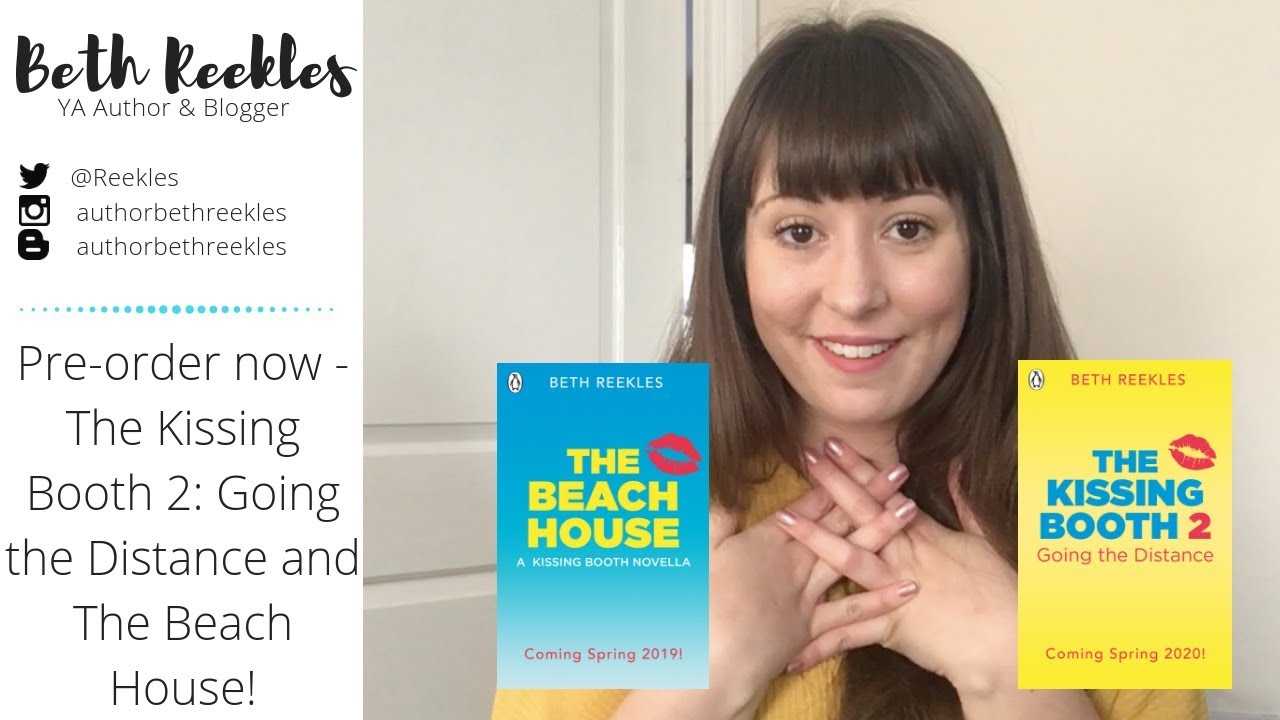 The Kissing Booth 2: Going the Distance & The Beach House - Coming ...