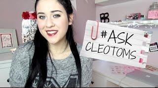HAI MAI BACIATO UN RAGAZZO? #ASKCLEOTOMS | cleotoms Thumbnail
